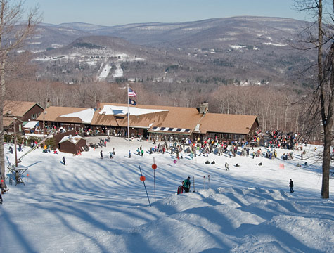Ski the Catskills Belleayre Mountain